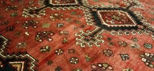 Persian Qashqai rug