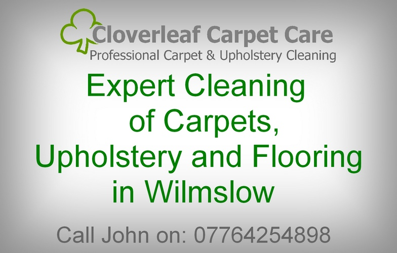 Carpet Cleaning Wilmslow
