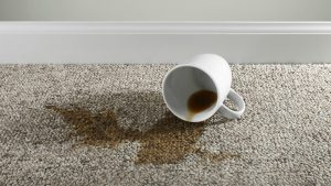 how to remove tea and coffee stains from carpet