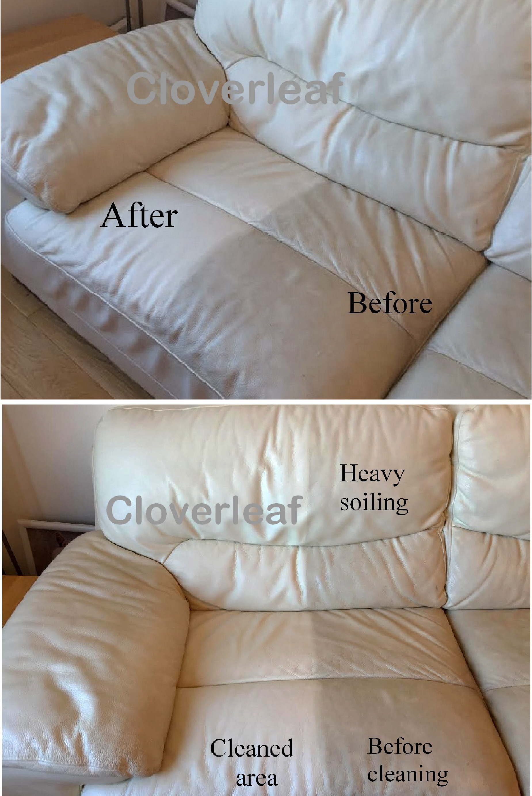 Leather sofa cleaning Cheshire