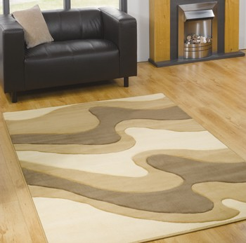 synthetic polyproylene rug