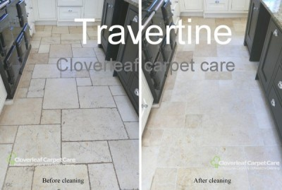 travertine-floor-tiles-cleaned-cheshire