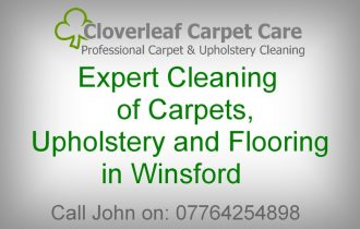Carpet Cleaning Winsford